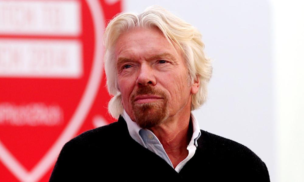 بعد أيام من انسحابه من «المنتدى العالمي لصندوق الاستثمارات».. برانسون يتنحى من «فيرجن»