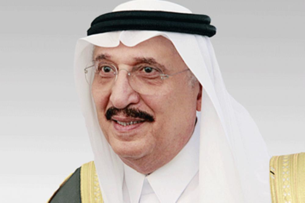 أمير منطقة جازان يشكر القيادة بمناسبة تدشين بدء أعمال انشاء مطار الملك عبدالله الجديد بجازان