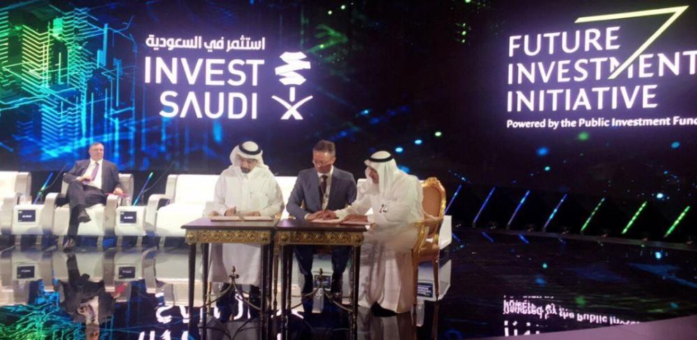 50 مليار دولار صفقات النفط والغاز والبنية التحتية في مؤتمر الاستثمار بالرياض