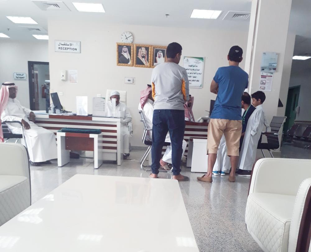 نقص في الكوادر بمستشفى ثريبان.