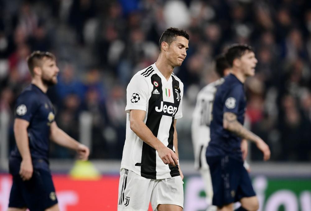 رونالدو في مواجهة مانشستر يونايتد