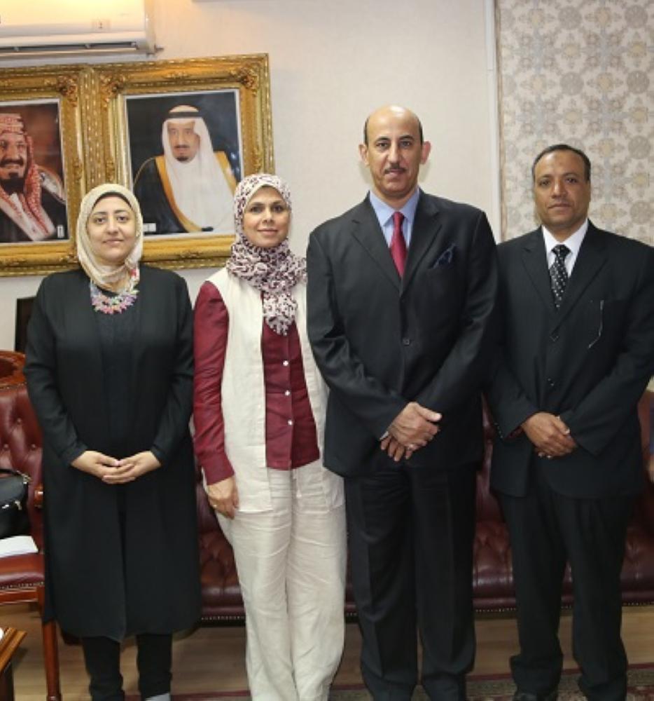 النامي يبحث التعاون مع جامعة أسيوط.. ودعم «ذوي الاحتياجات»