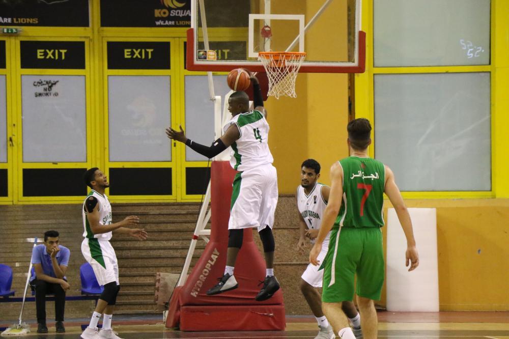 أخضر السلة يخسر من الجزائر.. ويبحث عن التعويض أمام الإمارات