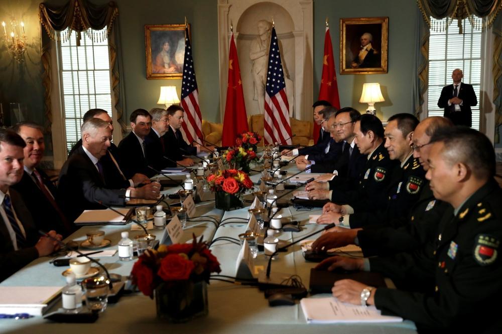 بومبيو: أمريكا تأمل في العمل مع الصين بشأن عقوبات إيران