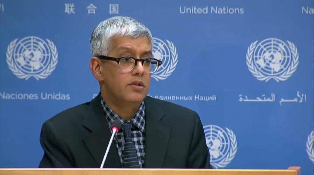 قلق دولي إزاء الوضع في سورية