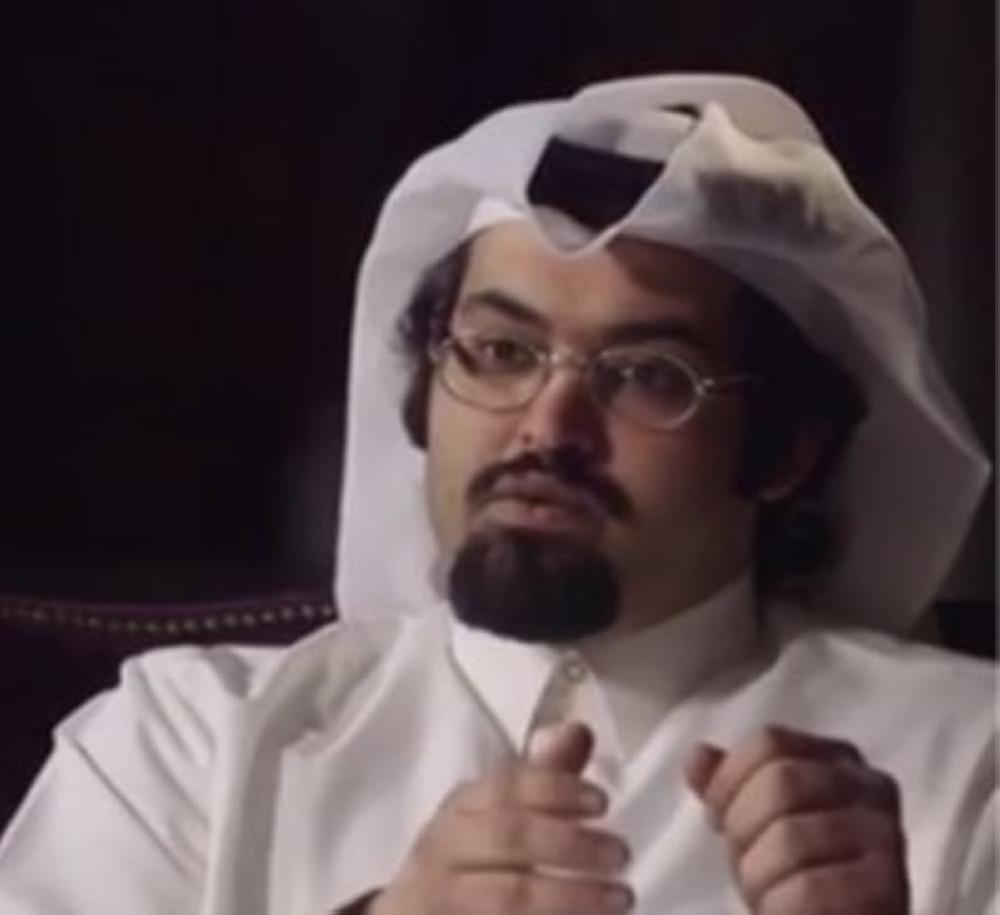 المعارض القطري خالد الهيل.