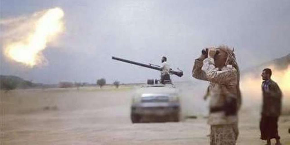 عناصر الجيش اليمني