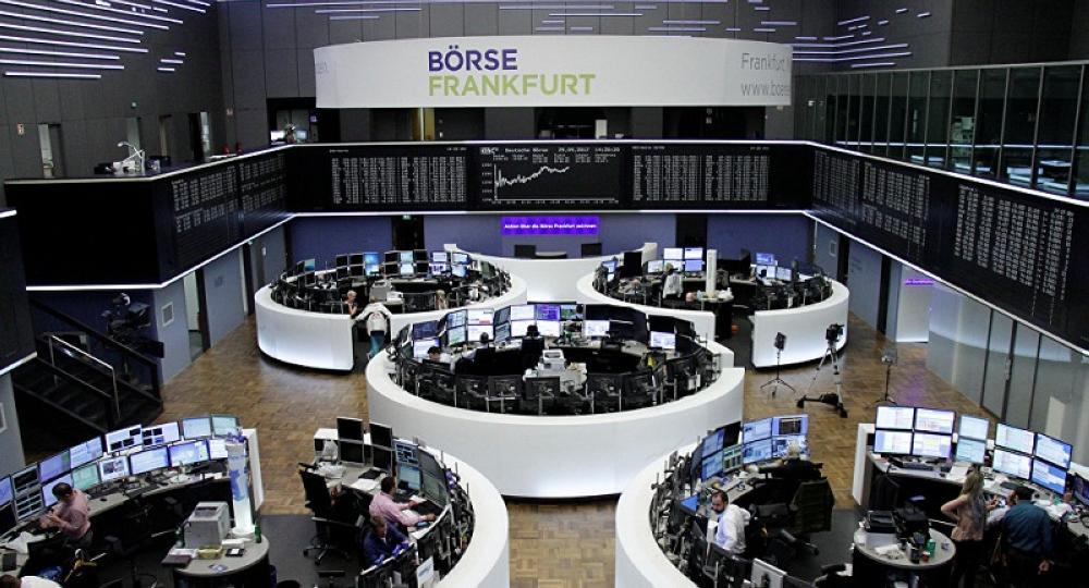 تداولات الأسهم الأوروبية