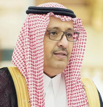 الأمير حسام بن سعود بن عبدالعزيز
