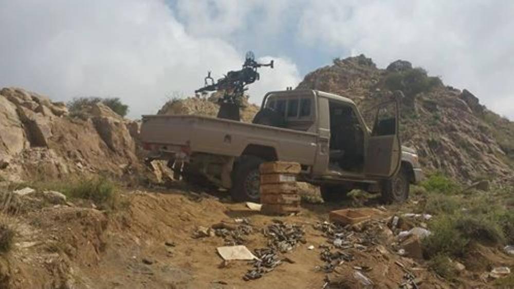 الجيش اليمني يحرر مواقع جديدة في مديرة رازح بصعدة