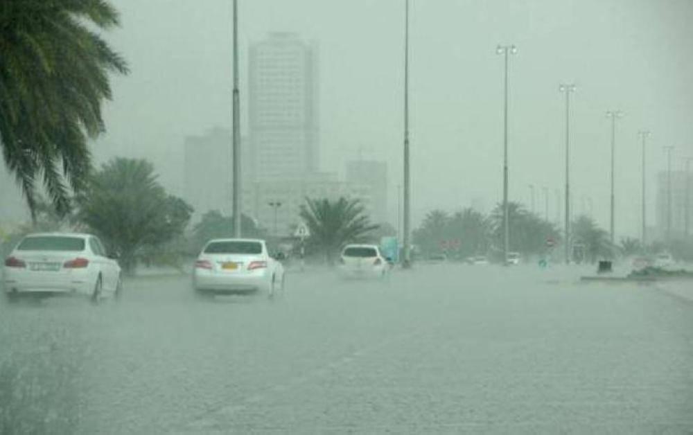 استمرار الأمطار الغزيرة على هذه المحافظات 1078240.jpg