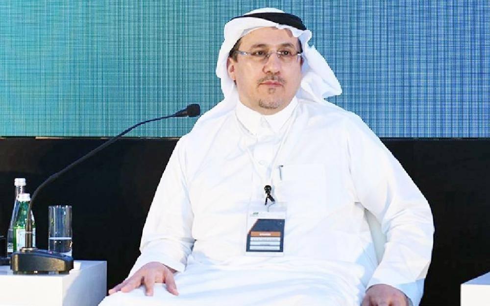 الخليفي خلال مؤتمر المالية الإسلامية الرابع.