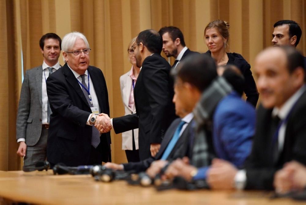 مبعثو الأمم المتحدة قبل بدء المحادثات