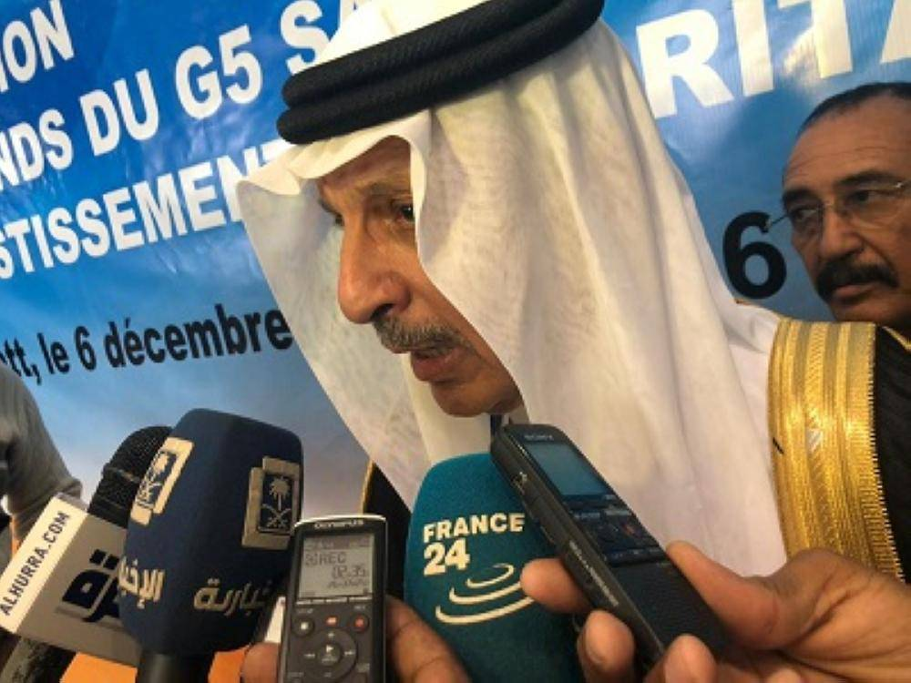 السعودية تدعم مجموعة دول الخمس في الساحل بـ100 مليون يورو
