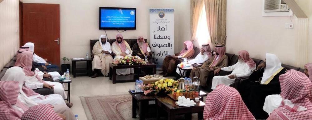 مدير هيئة مكة يطالب بإيجاد حلول نوعية لمعالجة المخالفات