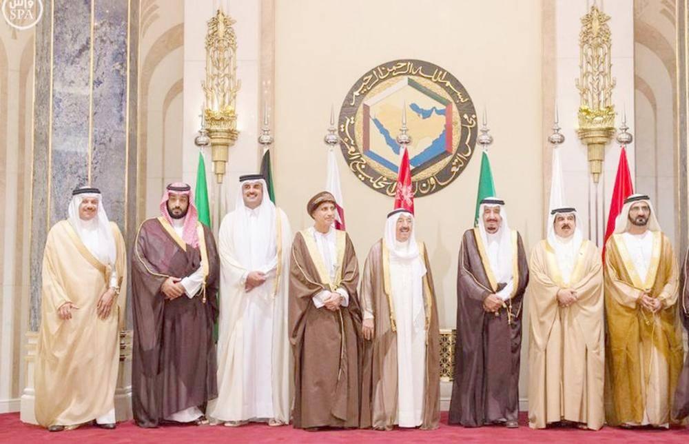 قمة مجلس التعاون الخليجي 2020