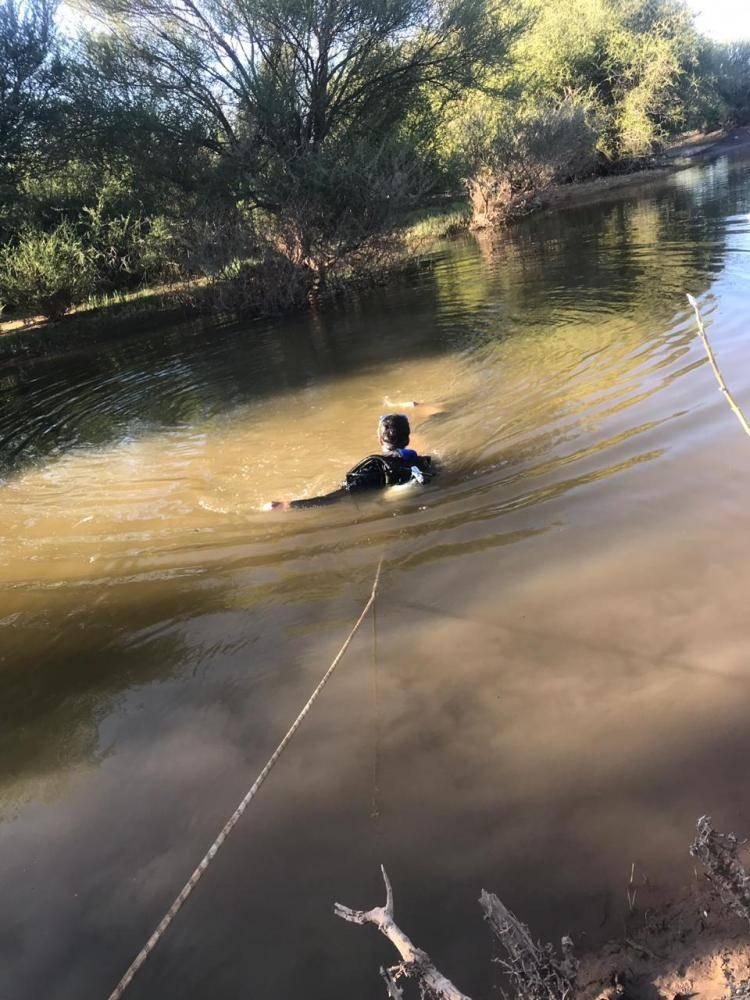المهد: وفاة أم وثلاثة من أبنائها غرقاً بمستنقع مائي