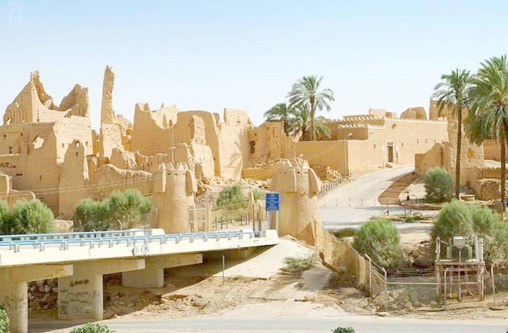 تطوير حي الطريف تأكيد لاهتمام الدولة بالحفاظ على التراث وتنميته.