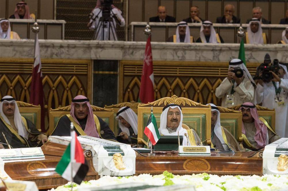 الملك سلمان: حريصون على صيانة كيان مجلس التعاون وخدمة شعوبنا وحفظ أمننا