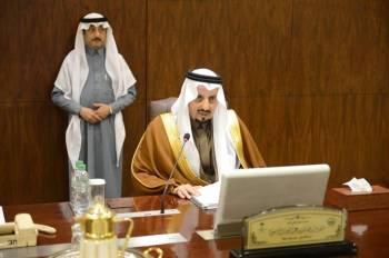 أمير عسير مترئسا الاجتماع الأول لهيئة تطوير المنطقة