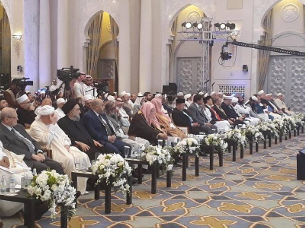 وفود مؤتمر «الوحدة الإسلامية» يؤكدون أهمية التقارب بين المذاهب
