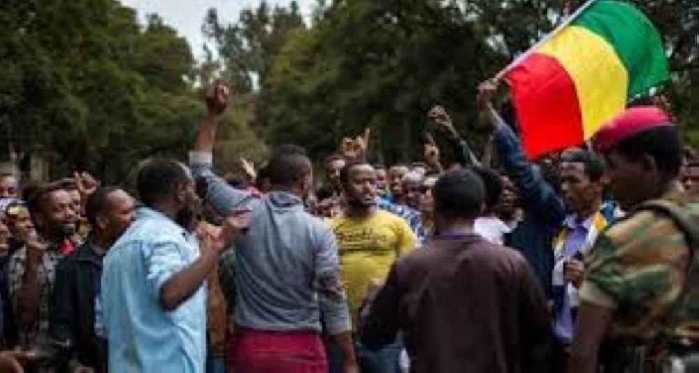 21 قتيلاً بأعمال عنف في إثيوبيا