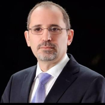 وزير الخارجية وشؤون المغتربين الأردني أيمن الصفدي.