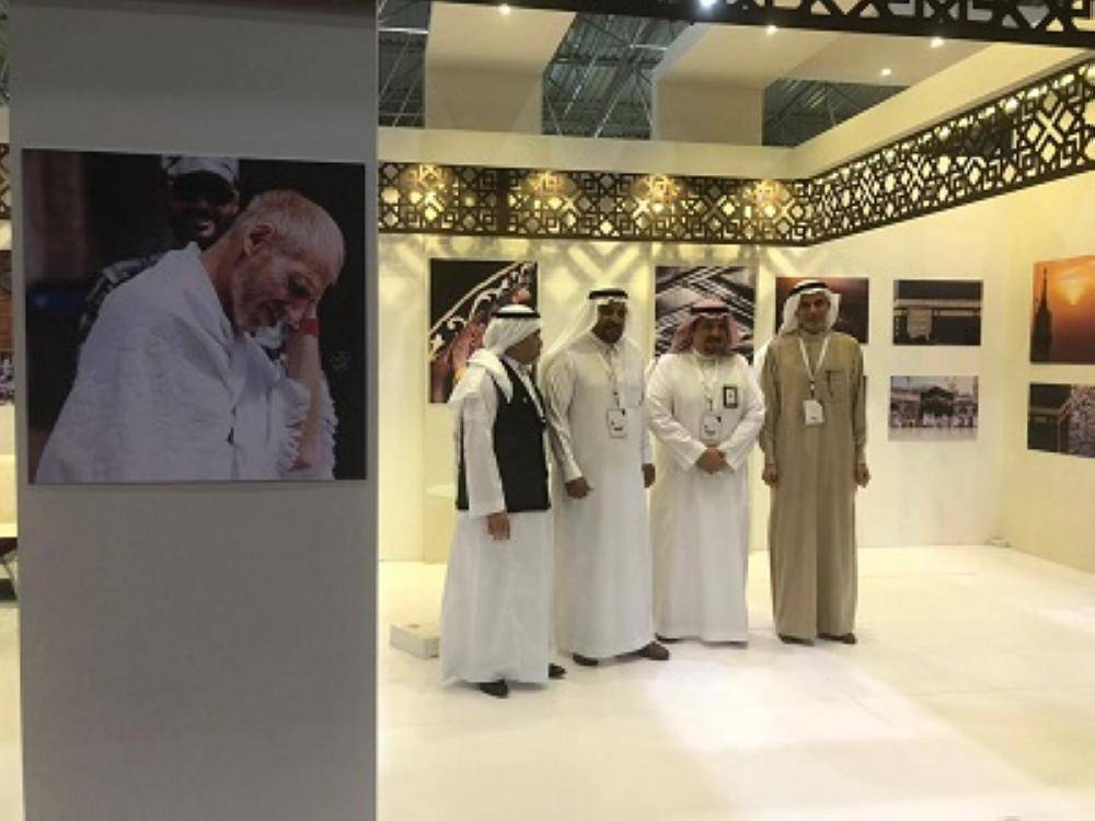 صور الحرم المكي تخطف الأضواء في «ألوان السعودية»