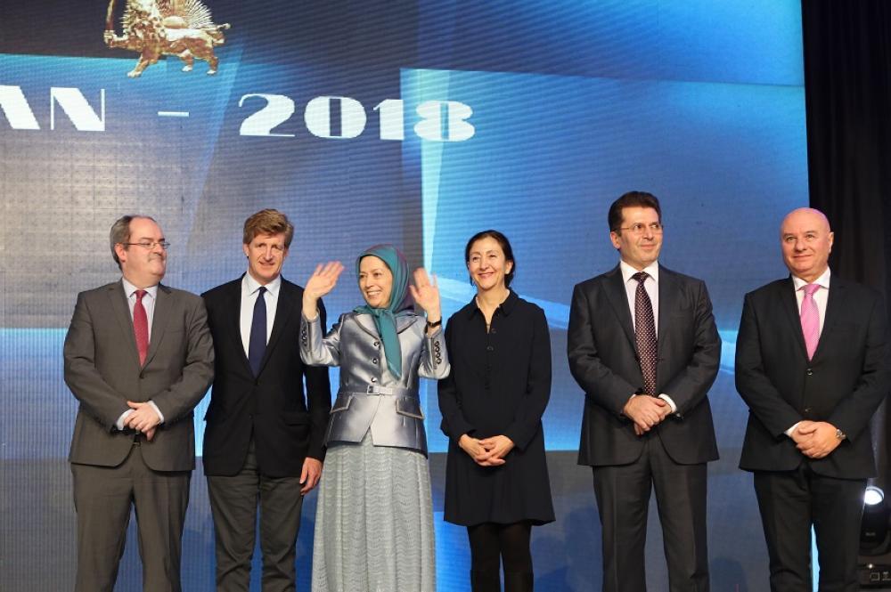 مريم رجوي: الاختبارات الصاروخية المتواصلة للنظام هدفها ابتزاز المنطقة والعالم وتهديد السلام