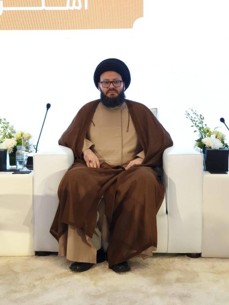 الحسيني: الأمة الإسلامية تبايع المملکة کمرجعية أساسية لها