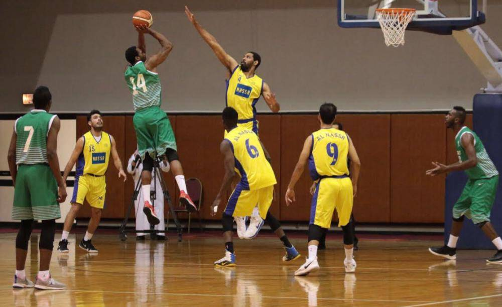 الجولة الرابعة للدوري الممتاز لكرة السلة