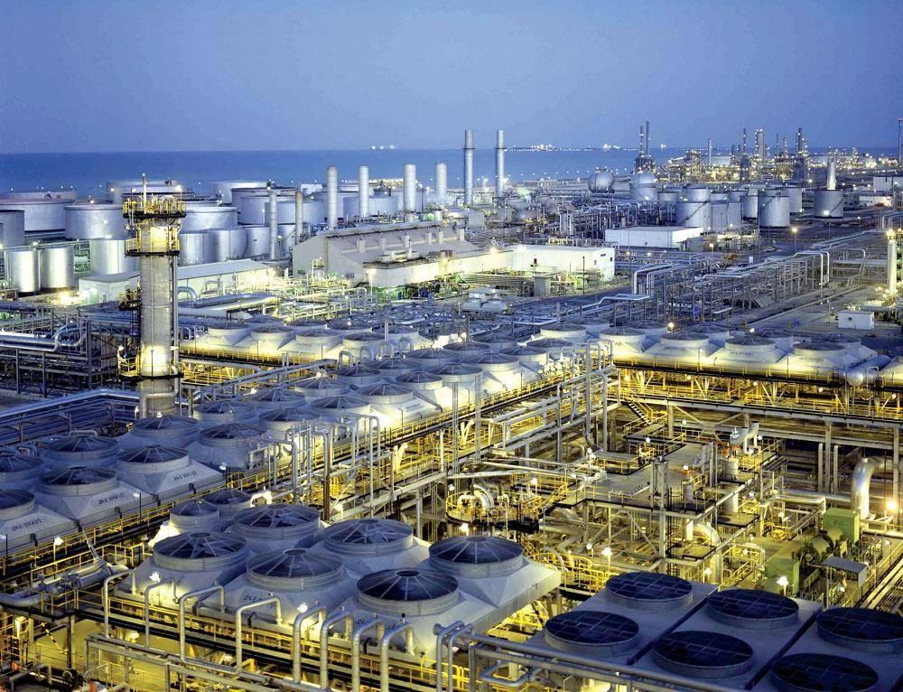 منشآت صناعية سعودية