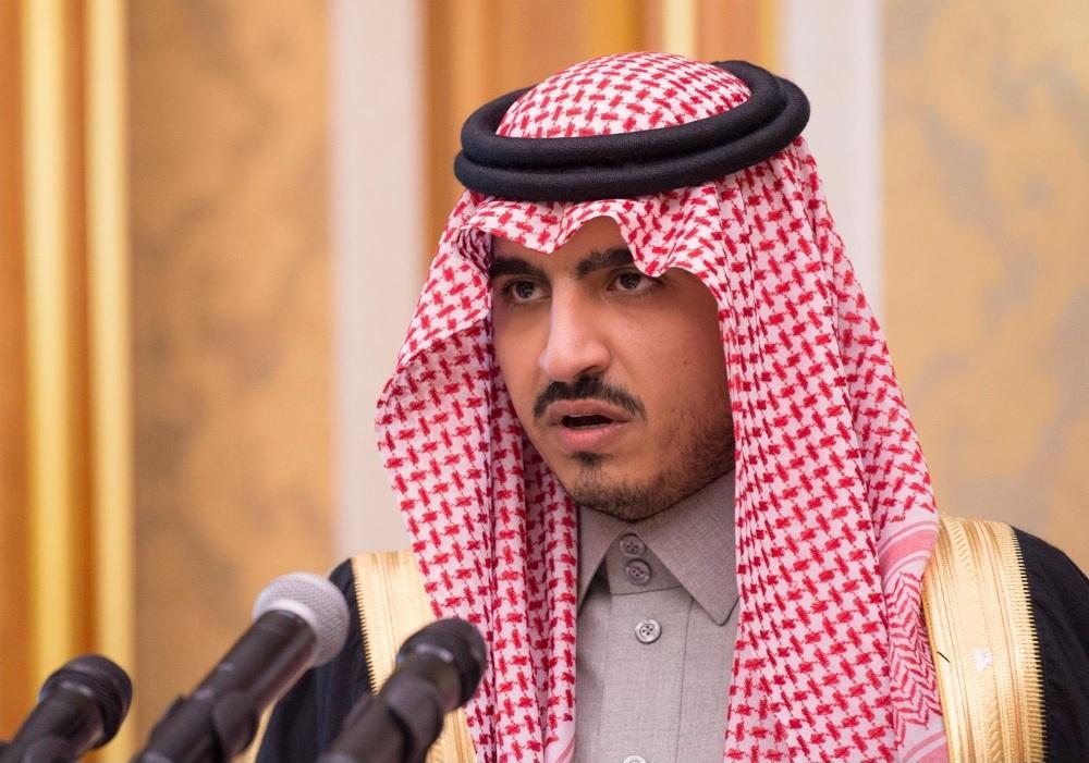 بدر بن عبدالمحسن يحتفل بزواج ابنه خالد
