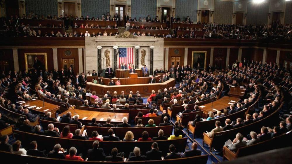 «الكونغرس الأمريكي» يتهم وسائل إعلام قطرية بتمويل الإرهاب