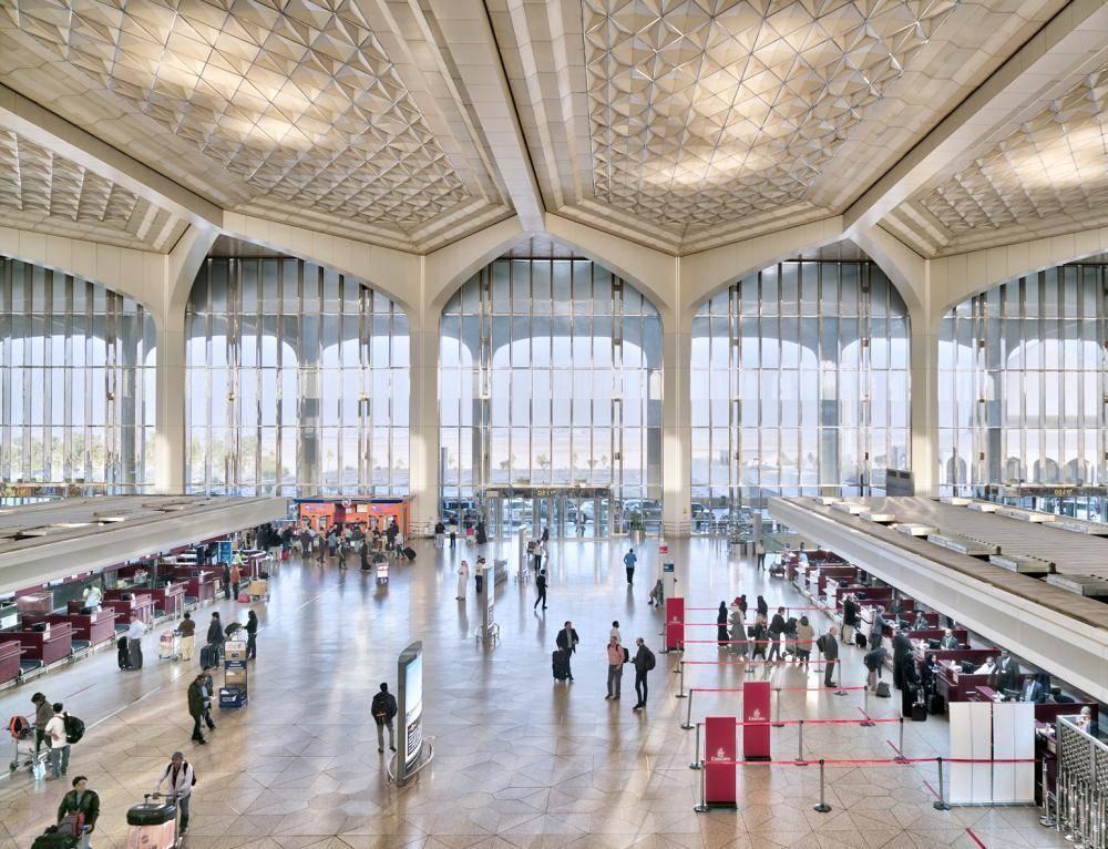 72% نسبة رضا المسافرين في مطارات جدة والمدينة والرياض والدمام