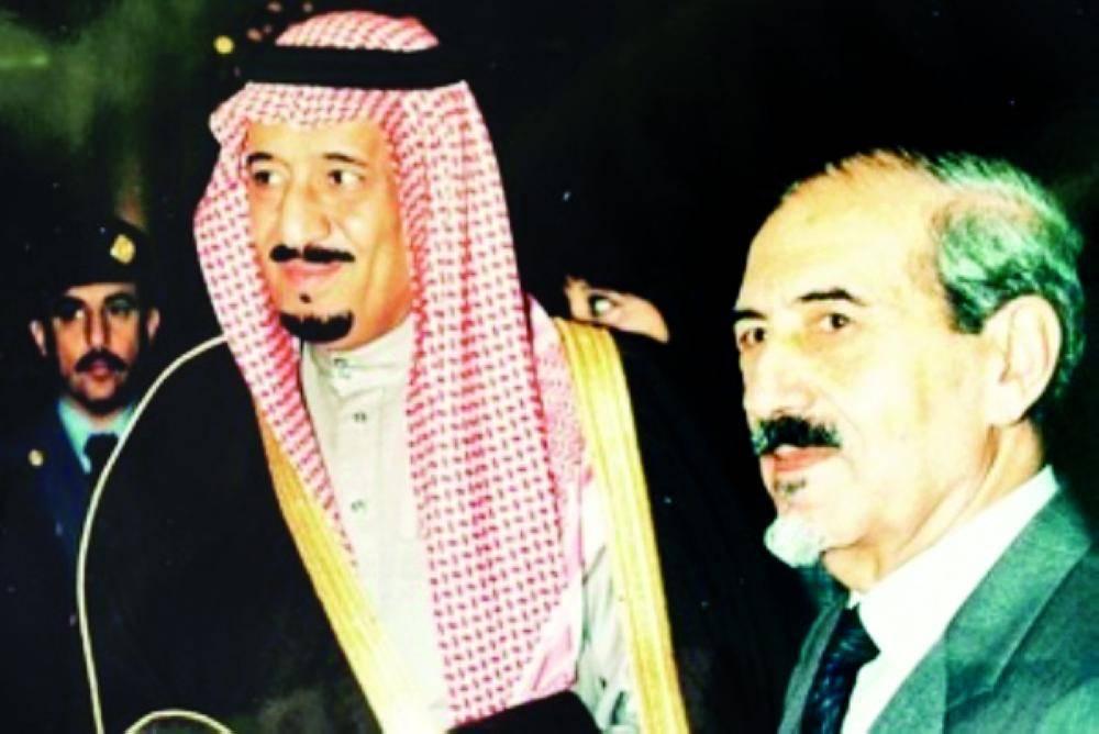 غابت شمس «الحجيلان» بعد 5 عقود في خدمة الوطن