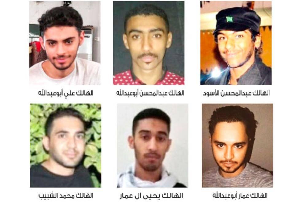 «عكاظ» تكشف سيرة إرهابيي «خلية الجش» الإجرامية