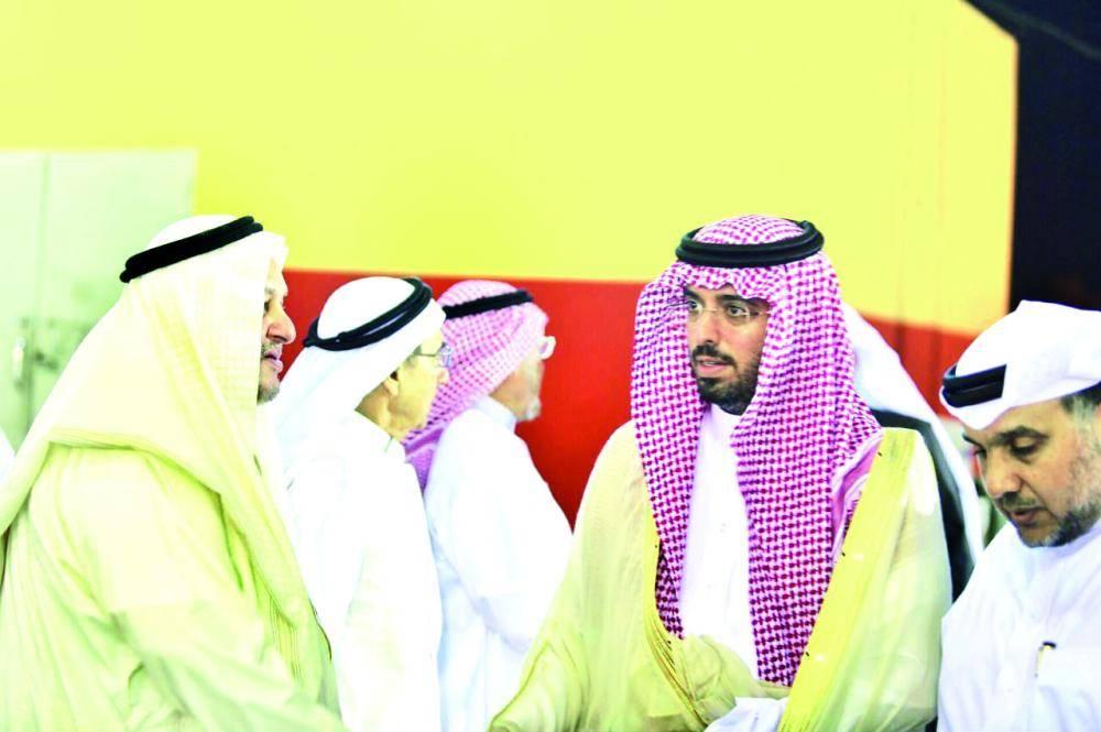الأمير سعود بن عبدالله مواسيا أسرة بترجي.