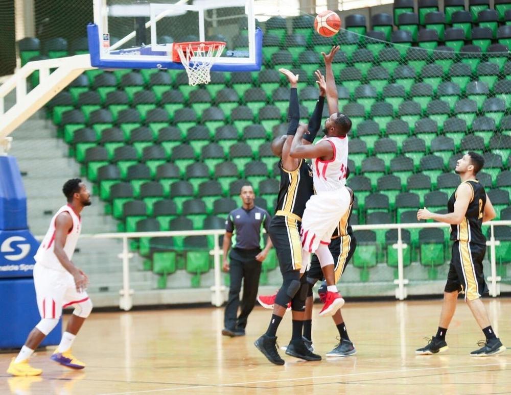 المنافسة على أشدها في دوري السلة.