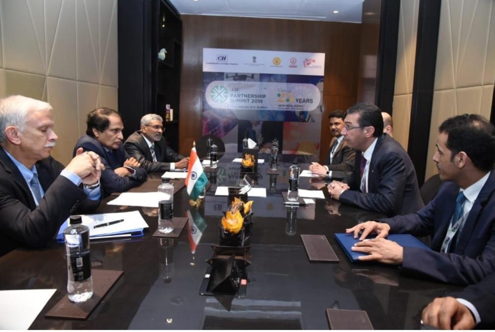مجلس الأعمال السعودي - الهندي يشارك في «قمة الشراكة» بمومباي