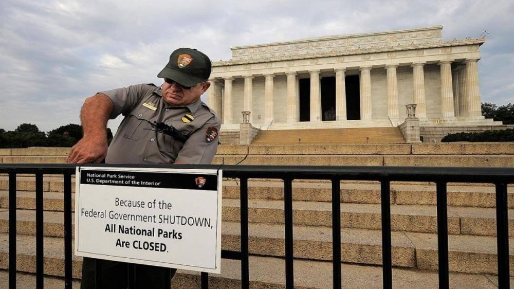 إغلاق الإدارات الفدرالية الأمريكية الأطول في تاريخ الولايات المتحدة