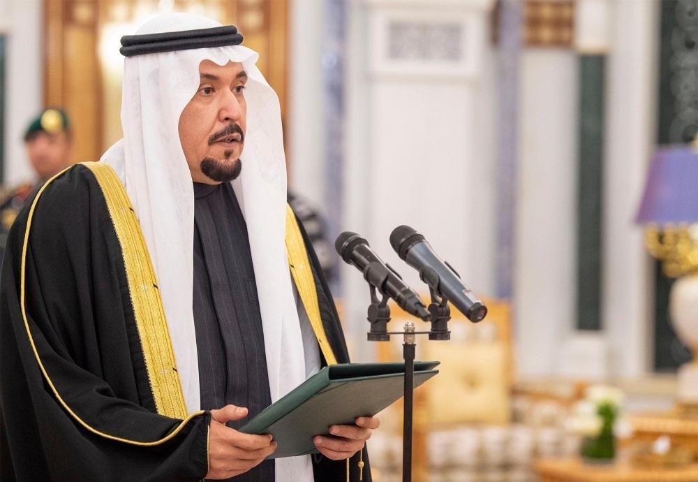 الأمير منصور بن ناصر السفير المعين لدى جمهورية سويسرا