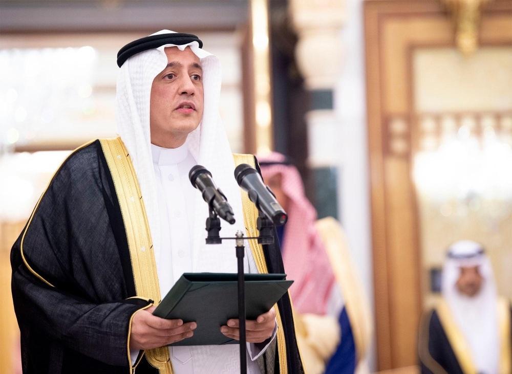تركي الدخيل سفيرا  لخادم الحرمين في الإمارات
