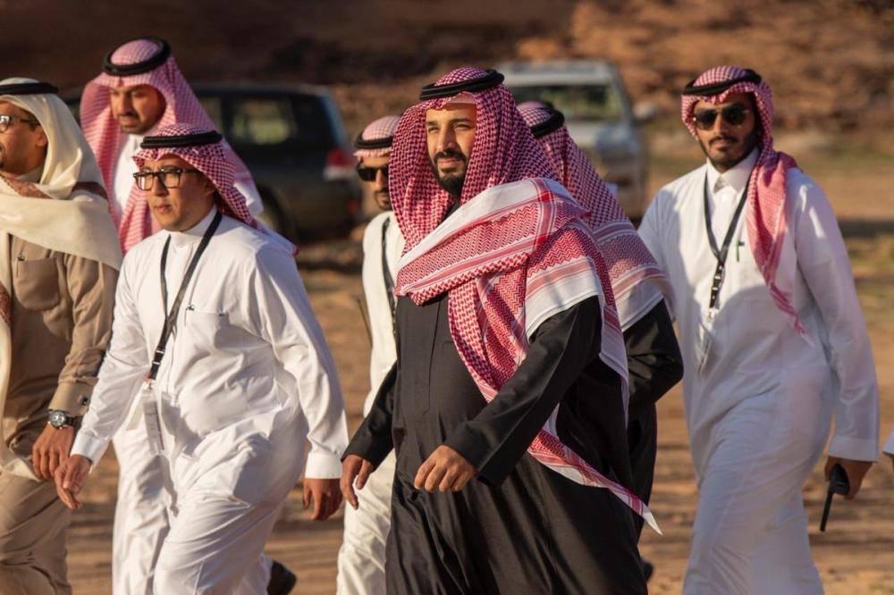 ولي العهد: نحن امتداد لـ«الدولة السعودية الثالثة»