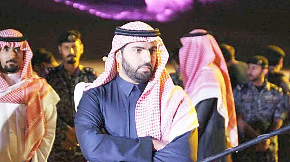 وزير الثقافة الأمير بدر بن فرحان ونظرة تأمل تستشرف المستقبل الثقافي للعلا.