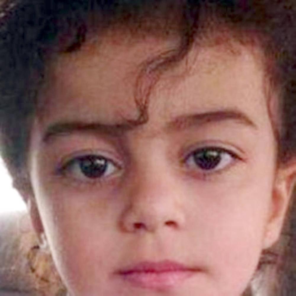 الطفلة ريم الرشيدي