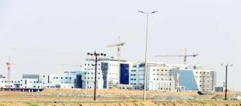 أهالي جازان يطالبون بسرعة إنجاز مشروع المستشفى التخصصي.