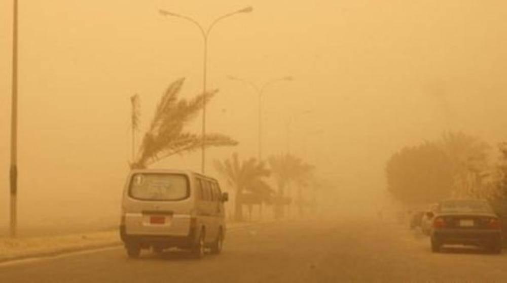 «الأرصاد» تُحذّر: رياح سطحية تؤدي لانعدام الرؤية الأفقية على منطقة مكة