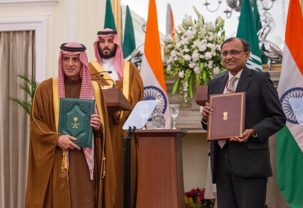 محمد بن سلمان: استثمارات جديدة في الهند بـ100 مليار دولار خلال السنتين القادمتين
