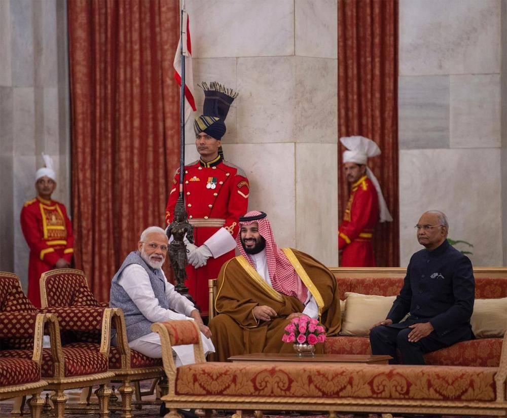 البيان السعودي الهندي المشترك: الاتفاق على تشكيل مجموعة عمل مشتركة لمكافحة الإرهاب